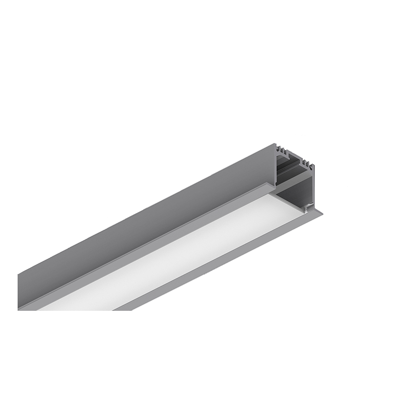 Perfil led de aluminio