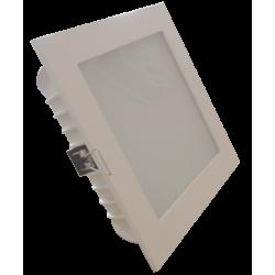 Foco de techo cuadrado LED