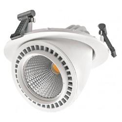 Foco de techo orientable LED